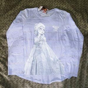 Girls Frozen 2 Believe You Can Elsa